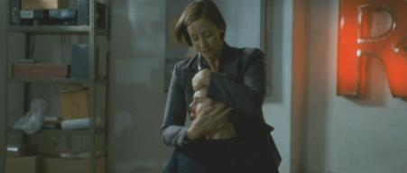 Radik Golovkov (with Janet McTeer) in 'Cat Run'