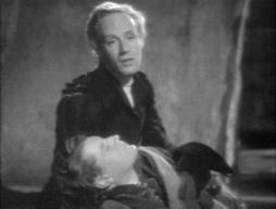 Ralph Forbes (with Leslie Howard) in 'Romeo and Juliet' (1936)