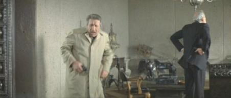 Richard Boone in 'Winter Kills'