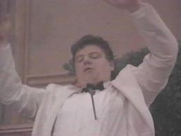 Robbie Coltrane in 'Eat the Rich'