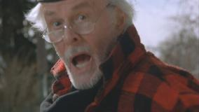 Robert Culp in 'Santa's Slay'
