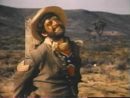 Robert Dix in 'Cain's Cutthroats'