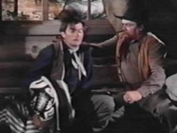 Royal Dano (with Ernest Borgnine) in 'Johnny Guitar'
