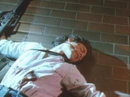 Russell Todd in 'Chopping Mall'