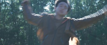 Sam Ly in 'The Hunger Games'