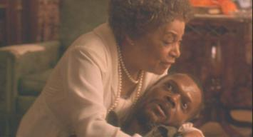 Samuel L. Jackson (with Ruby Dee) in 'Jungle Fever'