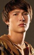 Sam Tan in 'The Hunger Games' (publicity photo)