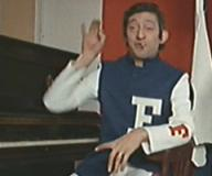 Serge Gainsbourg in 'Mr. Freedom'