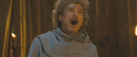 Simon Farnaby in 'Your Highness'