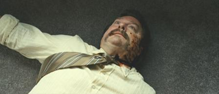 Stephen Root in 'No Country for Old Men'