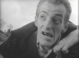 The zombie S. William Hinzman in 'Night of the Living Dead' (1968)