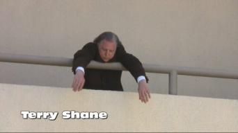 Terry Shane in 'The Adventures of Superseven: Operation Breakdown'