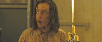 Tom Budge in 'The Proposition'