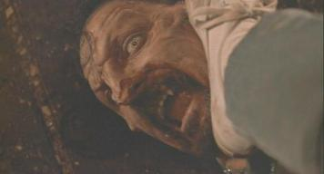 Tom Savini's severed head in 'From Dusk Till Dawn'