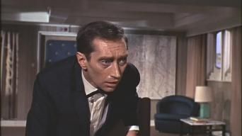 Vladek Sheybal in 'From Russia with Love'