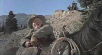 Walter Brennan in 'The Far Country'