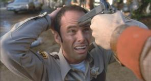 Walton Goggins in 'House of 1000 Corpses'