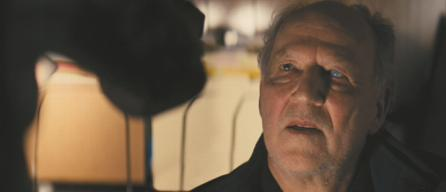Werner Herzog just before his death in 'Jack Reacher'