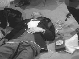 Werner Klemperer in 'Perry Mason: The Case of the Desperate Daughter'