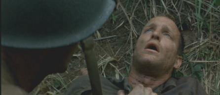 Woody Harrelson in 'The Thin Red Line'