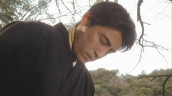 Yoshinori Hiruma in 'Trapped Ashes'