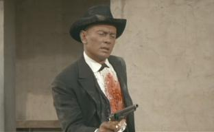 Yul Brynner in 'Invitation to a Gunfighter'